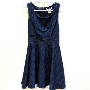 American Rag dark Blue sleeveless dress. Sz. S